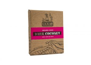 dark chocolate coconut 30