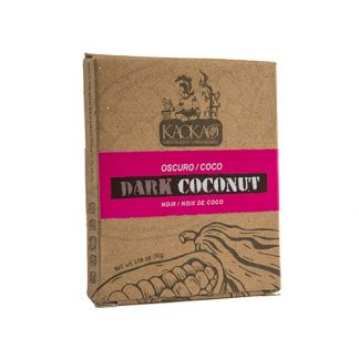 dark chocolate coconut 30