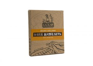 dark chocolate hazelnuts 30