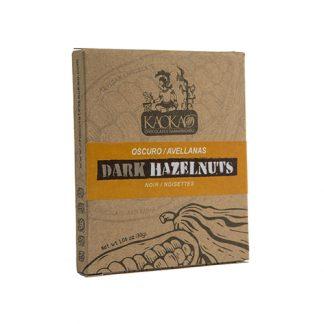 dark chocolate hazelnuts 30