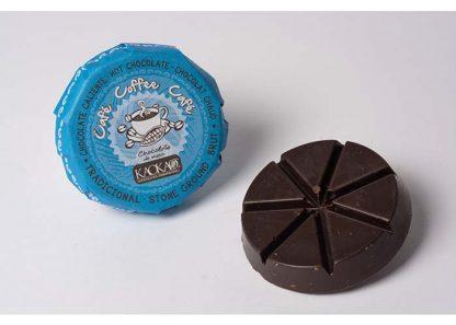 Disco de chocolate con cafe 60 gr